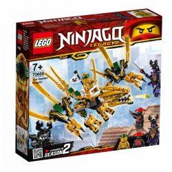 LEGO Ninjago Az aranysárkány - 70666