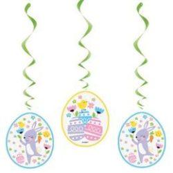 Húsvéti függő dekoráció