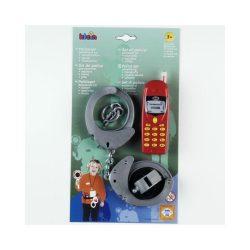 3 részes rendőr szett - Klein Toys