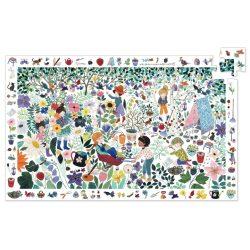 Megfigyeltető puzzle - 1000 virág, 100 db-os -1000 flowers