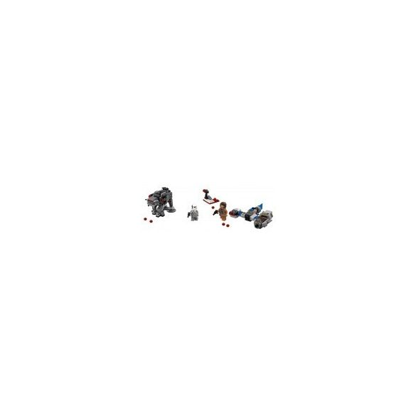 75195 - LEGO Star Wars™ Ski Speeder™ vs. Első Rendi Lépegető™ Microfighters
