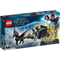 LEGO - Harry Potter Grindewald szökése