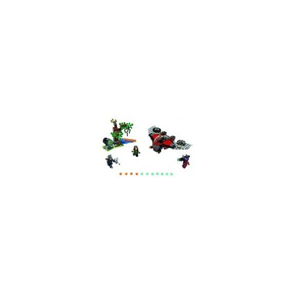 76079 - LEGO Super Heroes - Ravager támadás