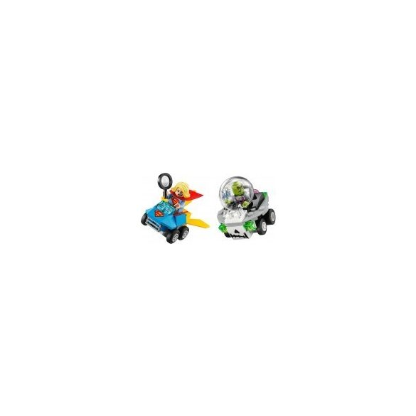 76094 - LEGO Super Heroes Mighty Micros: Supergirl™ és Brainiac™ összecsapása