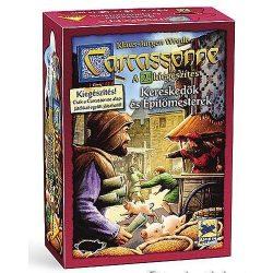 Carcassonne 2. kiegészító - Kereskedők és építőmesterek