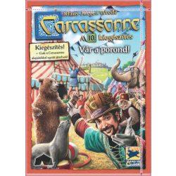 Carcassonne 10 kiegészítő - Cirkusz
