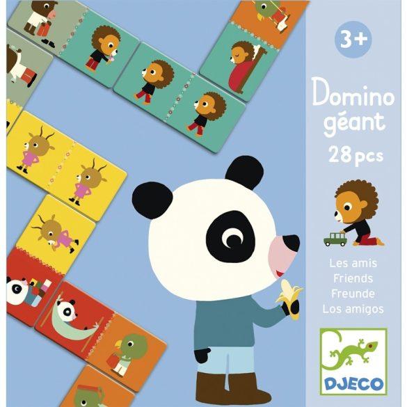 Domino Géant - Friends Djeco