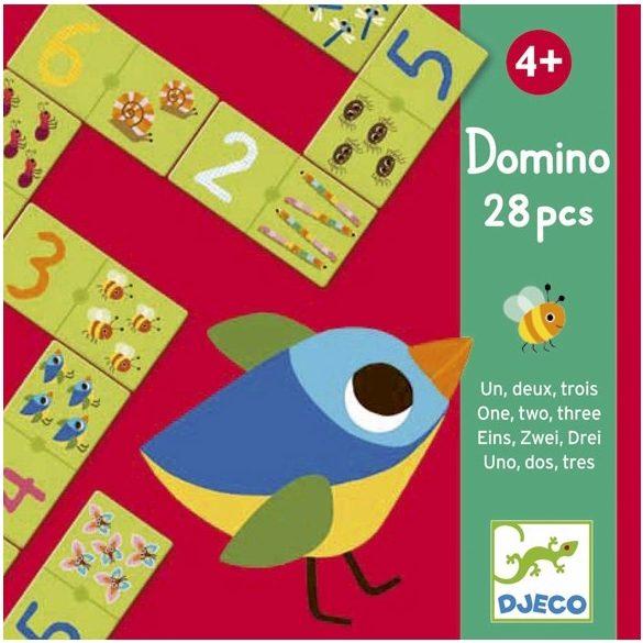 Domino - 1,2,3