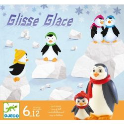 Glisse Glace - Pingvinfocizó Djeco