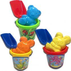 Mini homokozó szett 3 részes - D-Toys