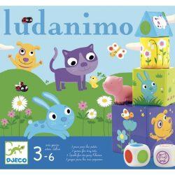 Társasjáték - Ludanimo - 3 az egyben a kicsiknek