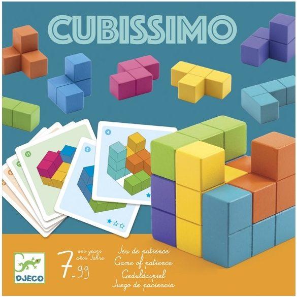 Logikai játék - Fejtörő játék - Cubissimo