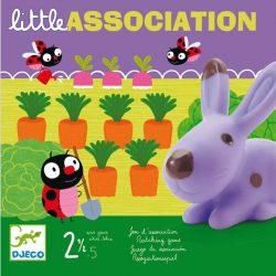 Társasjáték - Egy kis asszociáció - Little association
