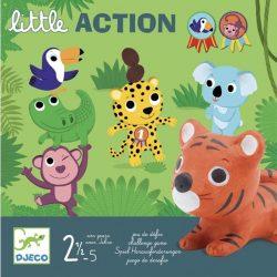 Társasjáték - Egy kis cselekvés - Little action