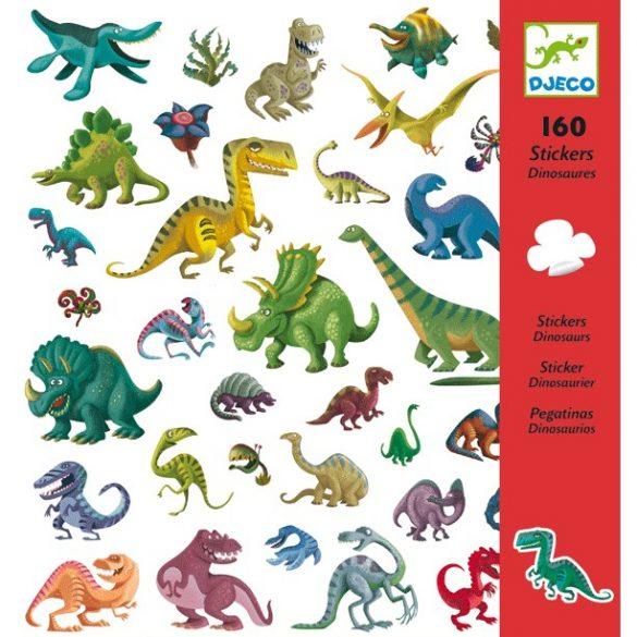 Dinoszauruszok - Dinosaurs matricák