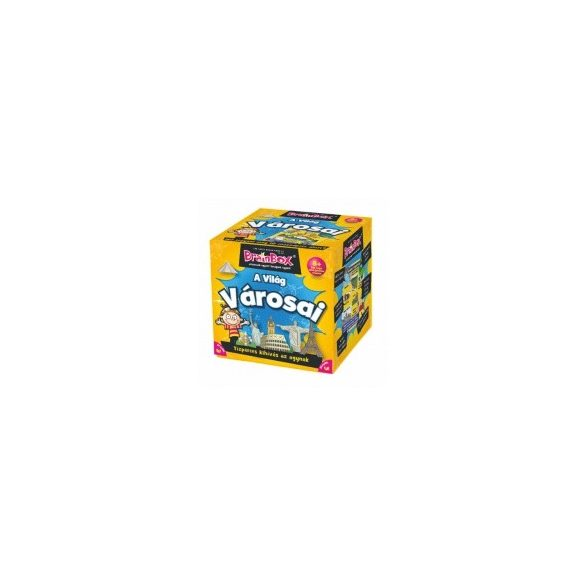 Brainbox, a Világ városai 93644
