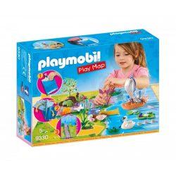 Play Map Tündérkert Playmobil