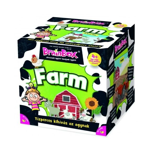 Brainbox- A farm