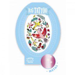 Nagy Tetováló matricák - Birdy