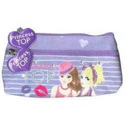 Princess TOP - Pencil case (purple)-Napraforgó