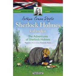 Klasszikusok magyarul-angolul: Sherlock Holmes kalandjai