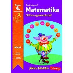 Tanulj könnyen! Matematika 4. ((6-7  éveseknek) - Napraforgó