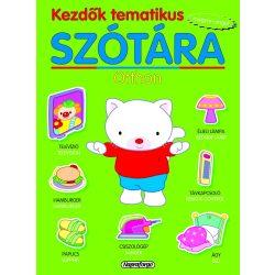 Kezdők tematikus szótára - Magyar-angol: Otthon-Napraforgó