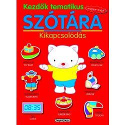 Kezdők tematikus szótára - Magyar-angol: Kikapcsolódás-Napraforgó
