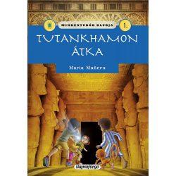 Mindentudók klubja 1.- Tutankhamon átka Napraforgó