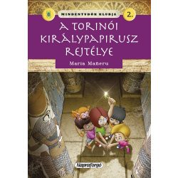 Mindentudók klubja 2.- A torinói királypapirusz rejtélye Napraforgó