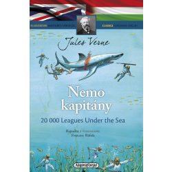 Klasszikusok magyarul-angolul: Némó kapitány-Napraforgó