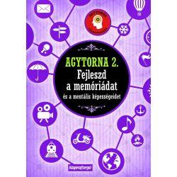Agytorna 2. - Fejleszd a memóriádat és a mentális képességeidet Napraforgó