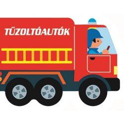Guruló kerekek - Tűzoltó autók  - Napraforgó