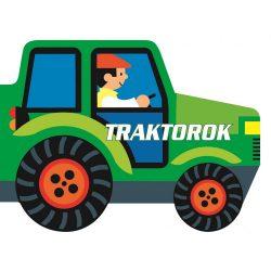 Guruló kerekek - Traktorok  - Napraforgó