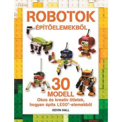 LEGO - Robotok építőelemekből Napraforgó