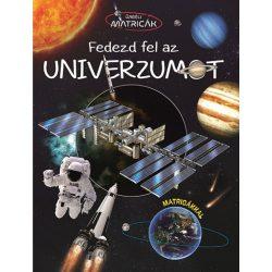 Űrbéli matricák - Fedezd fel az univerzumot