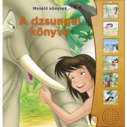 Mesélő könyvek - A dzsungel könyve