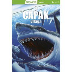 Olvass velünk (2) - A cápák világa - Napraforgó