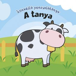 Színváltó pancsolókönyv - A tanya Napraforgó
