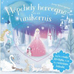 Csillogó mesevilág - Hópehely hercegnő és az Unikornis Napraforgó