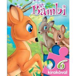 Mesés kirakók - Bambi  Napraforgó