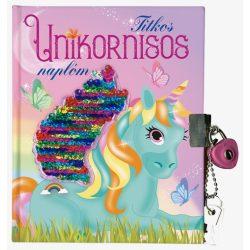 Titkos unikornisos naplóm  Napraforgó
