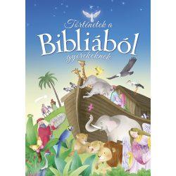 Történetek a Bibliából gyerekeknek Napraforgó
