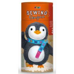 Varrható plüss Pingvin Avenir