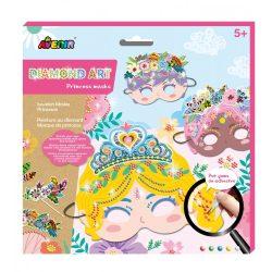 Hercegnős álarc készítő készlet  Avenir Kids