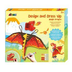 Dinoszaurusz jelmez készítő Avenir Kids
