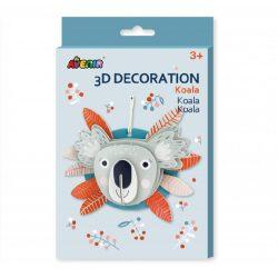 3D dekorációs puzzle, Koala Avenir
