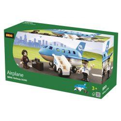 BRIO repülőgép beszállóval