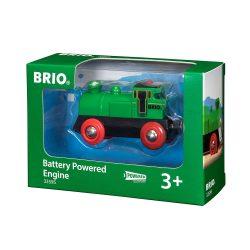 BRIO elemes mozdony