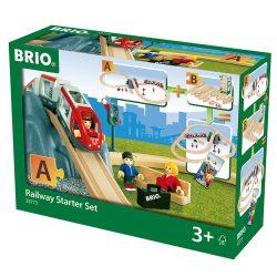 Kezdő vonat szett Brio